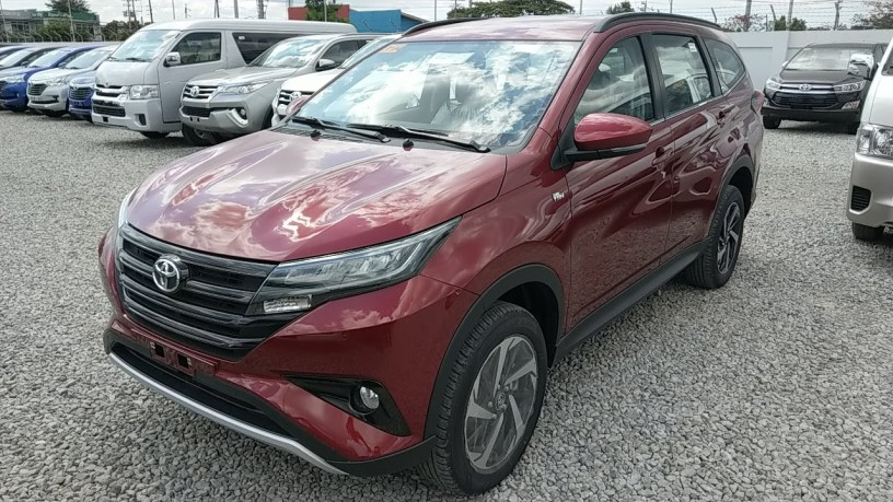 Toyota Rush 1.5G AT - Red